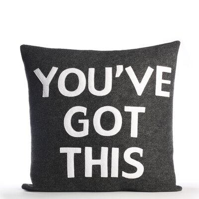 "Alexandra Ferguson ""You've Got This"" Pillow"