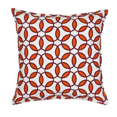 Ring Cotton Canvas Pillow