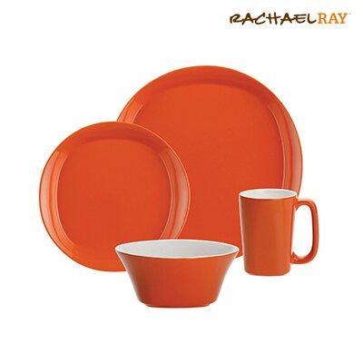 Rachael Ray Dinnerware Round and Square Dinnerware Collection