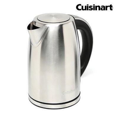 Cuisinart PerfecTemp 1.8 Qt. Cordless Electric Tea Kettle