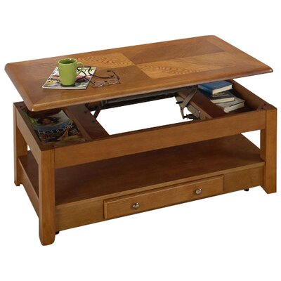 Jofran Tucson Coffee Table With Lift Top Amp Reviews Wayfair
