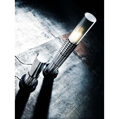 "Foscarini Diesel Stud 23.22"" H Table Lamp with Drum Shade"