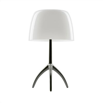 "Foscarini Lumiere 17.75"" H Table Lamp with Empire Shade"