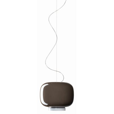 Foscarini Chouchin 3 Suspension Lamp in Gray
