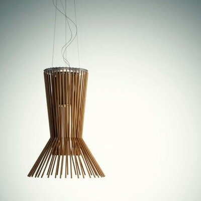 Foscarini Allegretto Vivace Pendant in Brown