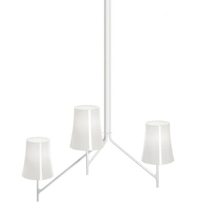Foscarini Birdie 3 Light Chandelier