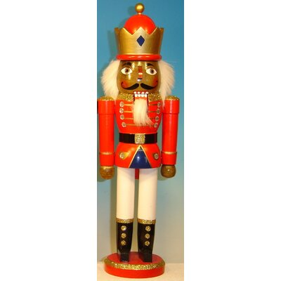 Horizons East Jacket African American King Nutcracker
