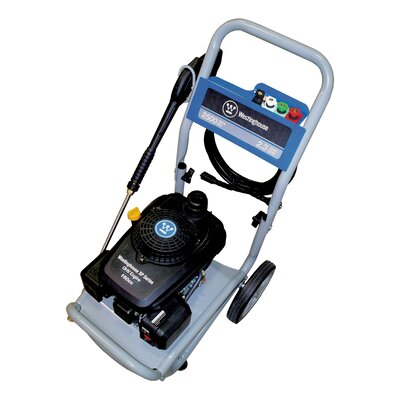 Westinghouse Power Products 2500 PSI Power Pressure Washer