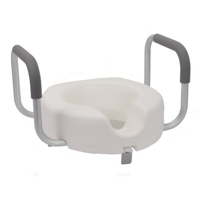 Revolution Mobility Toilet Seat Raisers with Arms