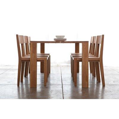Lax series 7 peice dining table set wayfair for Mash studios lax