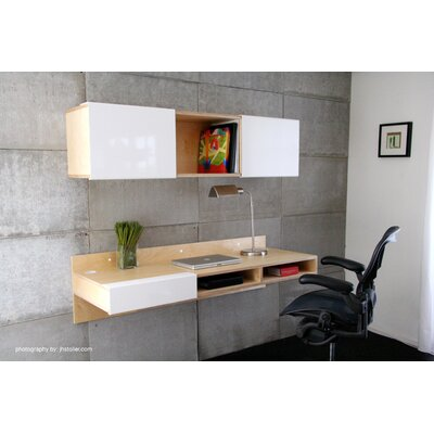 Mash Studios 3X Wall-Mounted Shelf
