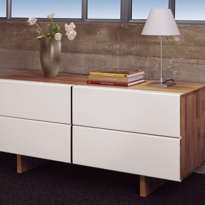 Mash Studios LAX Series LB 4 Drawer Dresser
