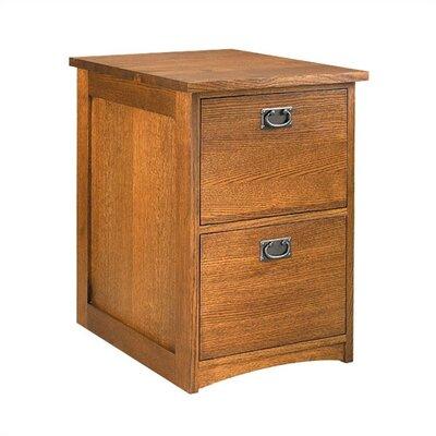 Craftsman home office 2 drawer file cabinet