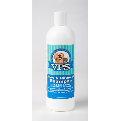 Vet Preferred Solutions Aloe and Oatmeal Pet Shampoo