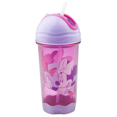 Minnie 13.5 oz. SW Flip and Sip Tumbler with Liquid Lock