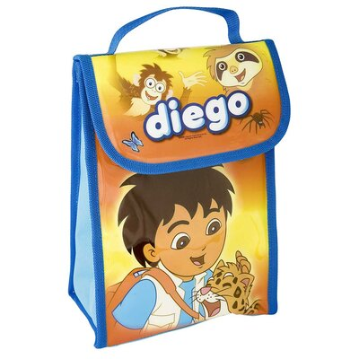 Zak! Nickelodeon Go Diego Go! Lunch Bag