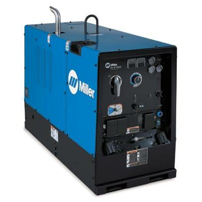 Miller Electric Mfg Co Big 40® C CC/CV Deluxe Generator Welder 500A with 33HP Caterpillar Engine