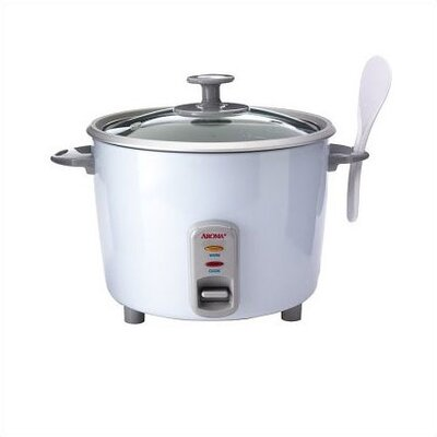 Pot Style 10-Cup Dry Rice Cooker and Steamer
