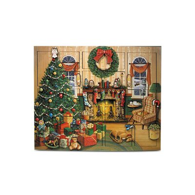 Byers' Choice Fireside Advent Calendar