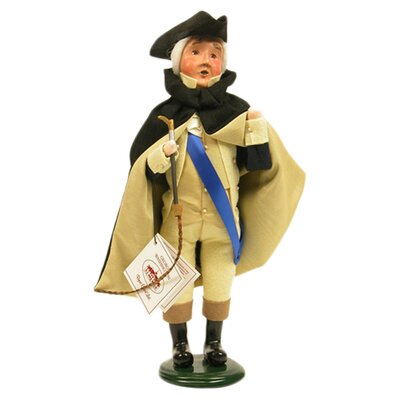 George Washington Figurine