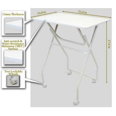 Furinno Folding Multipurpose Personal Tv Tray Table