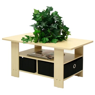 Steam Beech Living Set Coffee Table