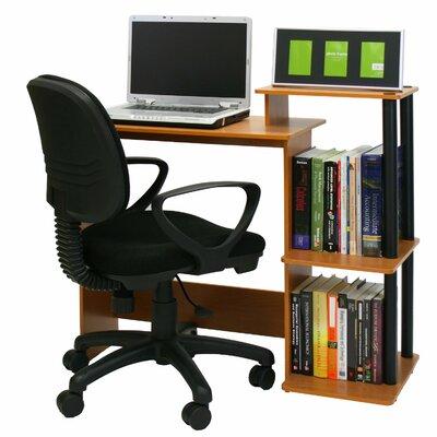Furinno Standard Desk Computer Desk Office Suite