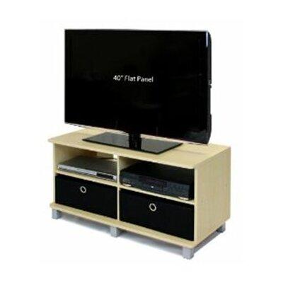 Furinno Steam Beech Living Set TV Stand