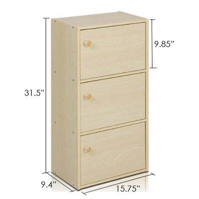 "Furinno PASiR 31.5"" Bookcase"