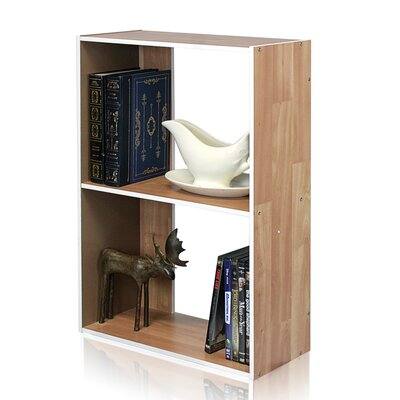 Furinno 2-Tier Storage Shelf