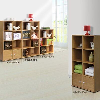 "Furinno Click-N-Easy Kuib 31.5"" Bookcase"