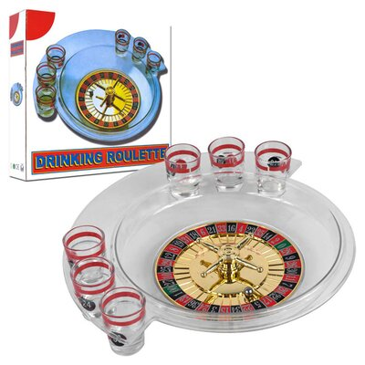 <strong>Trademark Global</strong> Spins Roulette Drinking Game