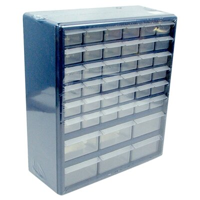 Trademark Global Deluxe Compartment Storage Box