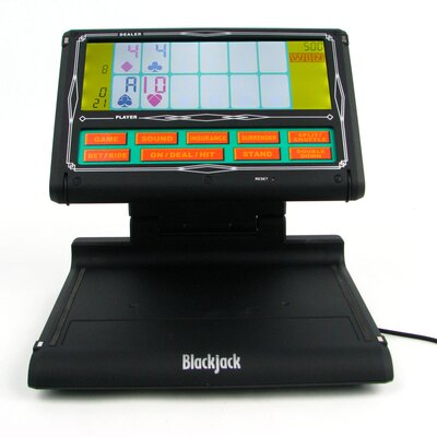 Trademark Global Laptop Video Blackjack - Touch Screen - Like The Casinos