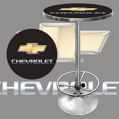 Trademark Global Chevrolet Chevy Pub Table