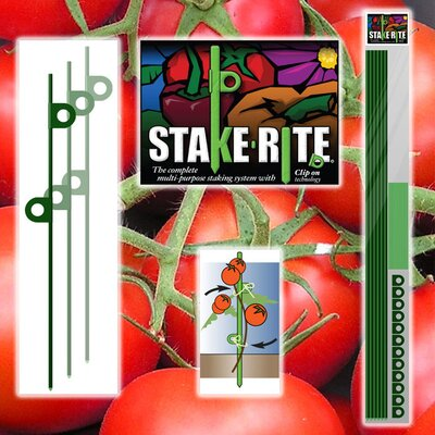 Trademark Global Garden Stake Kit