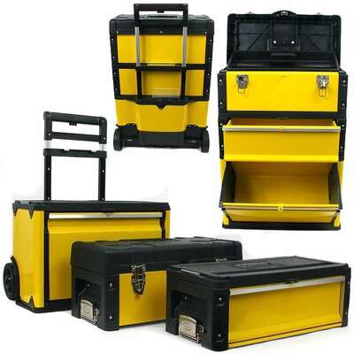 Trademark Global Oversized Portable Tool Chest