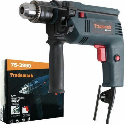 Trademark Global Hammer Drill Tool