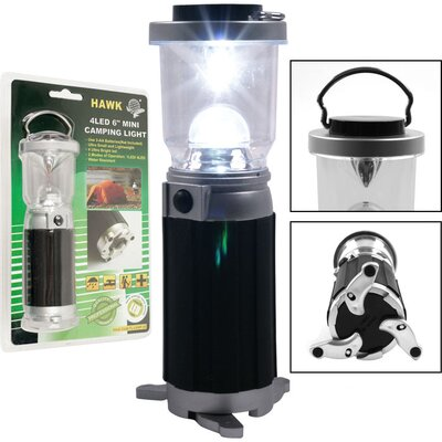 Trademark Global LED Mini Lantern Camping Light