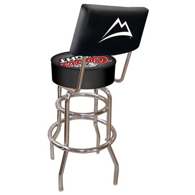 Coors Light Bar Stool with Cushion