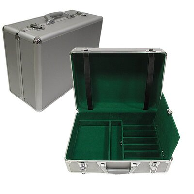 Trademark Global All In One Aluminum Case