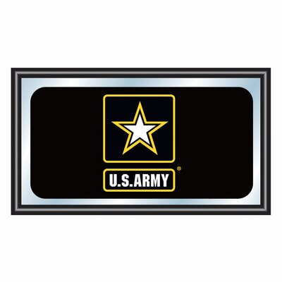 U.S Army Framed Logo Mirror