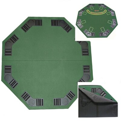 <strong>Trademark Global</strong> Poker & Casino Poker and Blackjack Table Top
