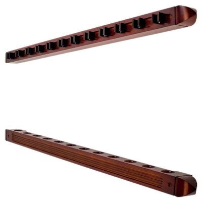 Trademark Global Wall Cue Rack