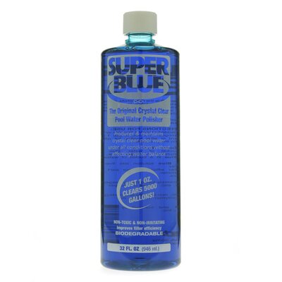 Robarb Super Blue Water Clarifier for Pools