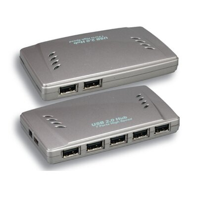 Comprehensive USB 7 Port Hub