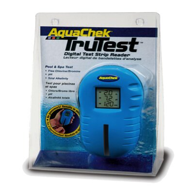 Aqua Chek Trutest Digital Test Strip Reader