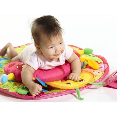 Tiny Love Tummy Time Fun Ladybug Activity Mat