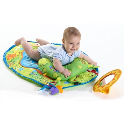 Tiny Love Tummy Time Fun Frog Activity Mat