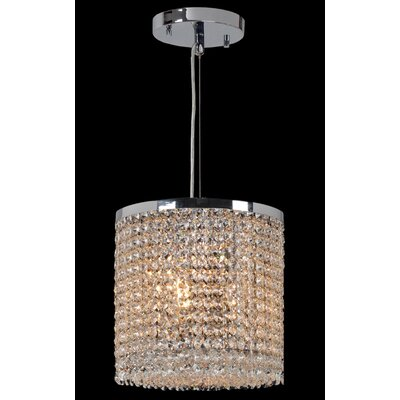 Worldwide Lighting Prism 3 Light Chandelier